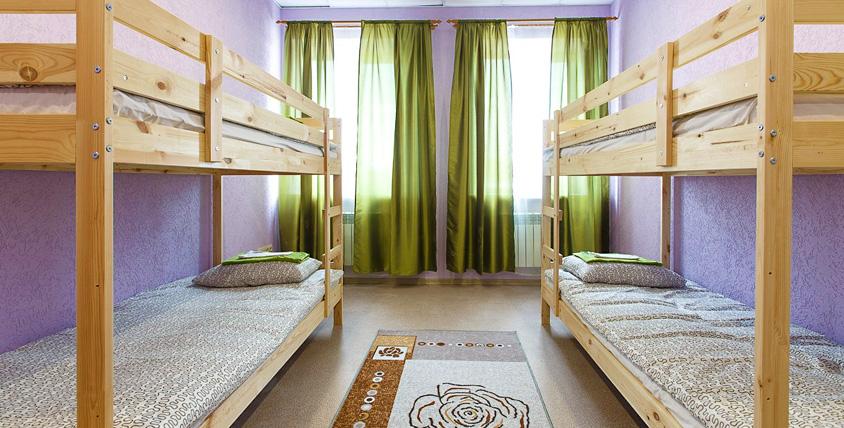 Проживание в номерах хостела Yo! Hostel в Самаре