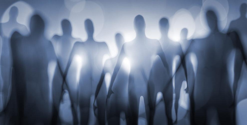 Участие в квест-игре «Инопланетный гость» в компании «Портал-54»