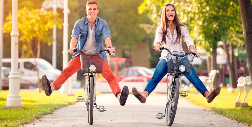 Прокат велосипеда, аренда комнаты, посещение хобби-центра «Галактика» вг.Домодедово