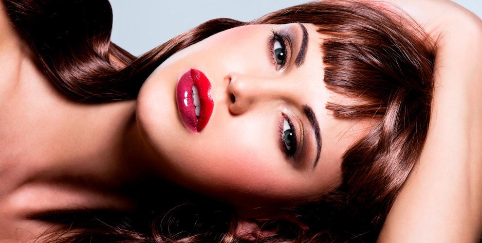 Перманентный макияж губ, бровей и век от визажиста Светланы Никоновой
