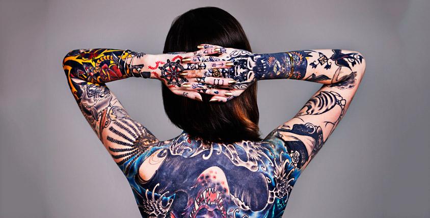 """Нанесение и лазерное удаление татуировки, а также сертификаты в тату-салоне """"Аграф"""""""