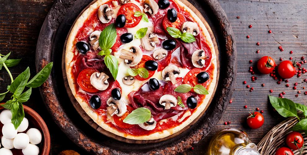 Пицца, паста, сэндвичи, салаты, суши и многое другое от службы доставки Dan Cafe