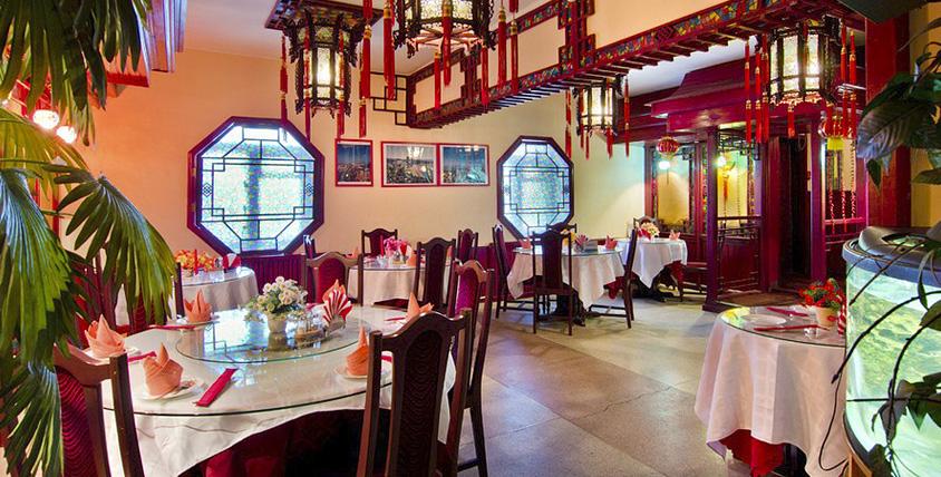 """Вкус как искусство! Китайская кухня различных провинций от кафе """"Циндао"""""""