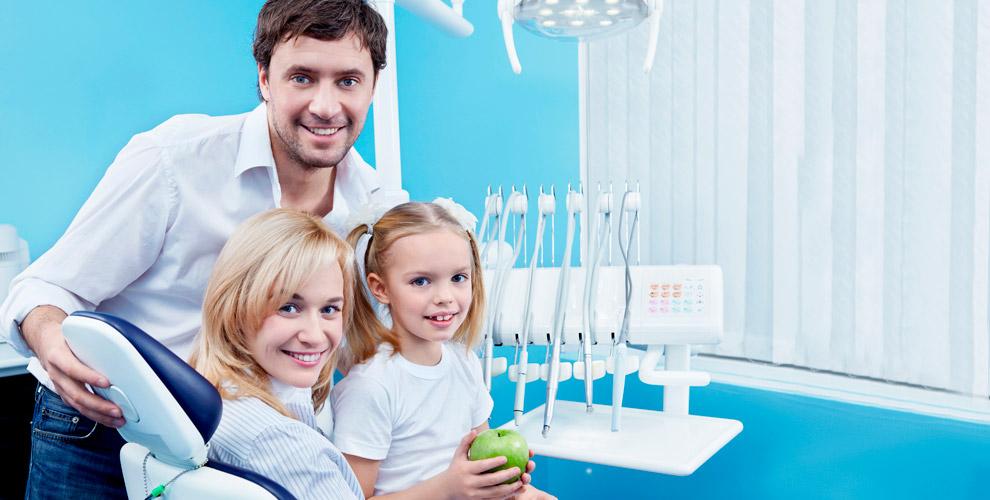 Консультация ортодонта идетского стоматолога, УЗ-чистка