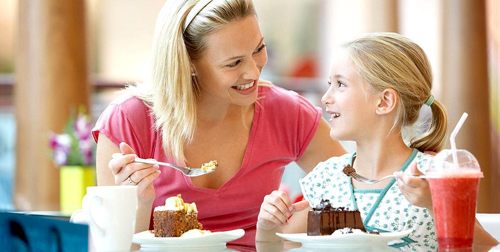 Закуски, салаты, пицца, паста, напитки и не только в семейном кафе «Радуга»