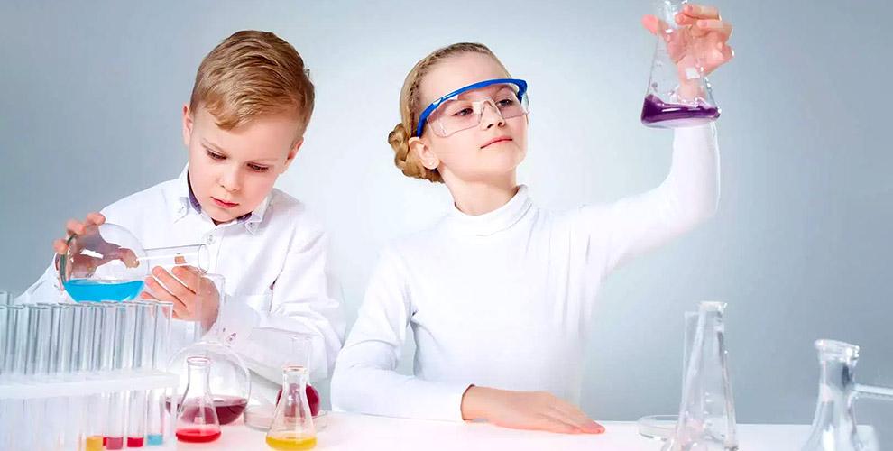 Лаборатория опытов, проведение детских праздников от студии «Тутти-Фрутти»