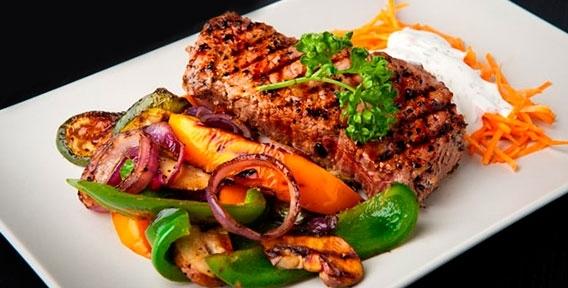 """Все меню и напитки за полцены в Гранд-кафе """"Провинция"""". По-настоящему душевная кухня впечатлит вас богатым диапазоном вкусов!"""