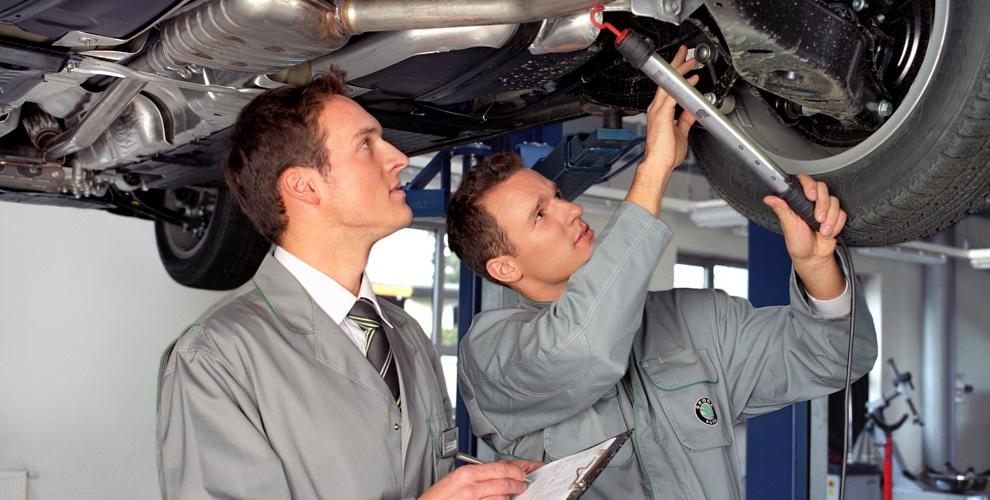 Диагностика ходовой части, замена фильтра и другое в автосервисе Titan Motors