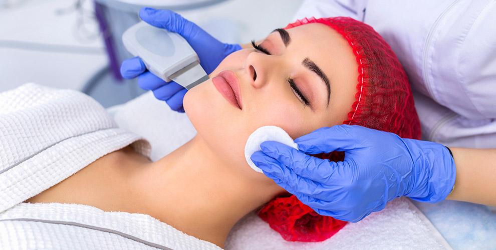 УЗ-чистка, RF-лифтинг, фракционная мезотерапия ипилинг вфитоцентре «Контур тела»