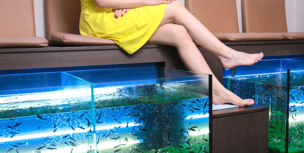 Пилинг рыбками, SPA-программы и романтическое свидание в салоне Lete
