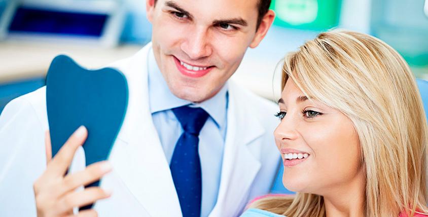 """Ультразвуковая чистка зубов, отбеливание и не только от стоматологической клиники """"Лигадент"""""""