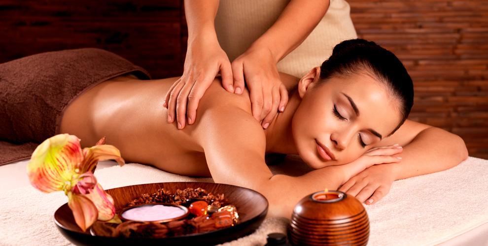 Центр «Седьмое небо»: SPA-программы, массаж, посещение соляной комнаты, косметология