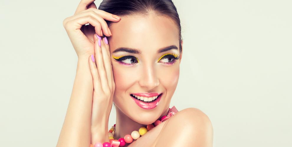 Перманентный макияж и микроблейдинг в кабинете перманентного макияжа Карины Ермаковой
