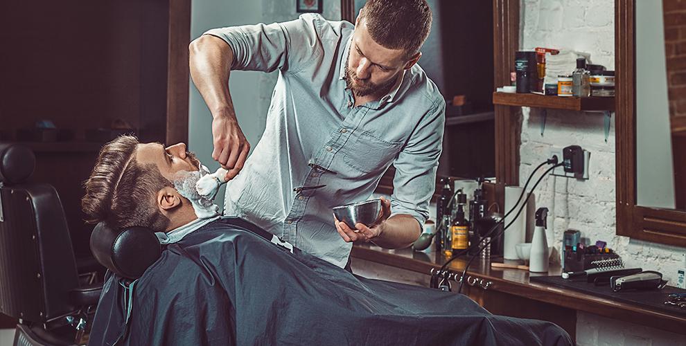 Мужская стрижка, «королевское» бритье и не только в 78th Street Barbershop