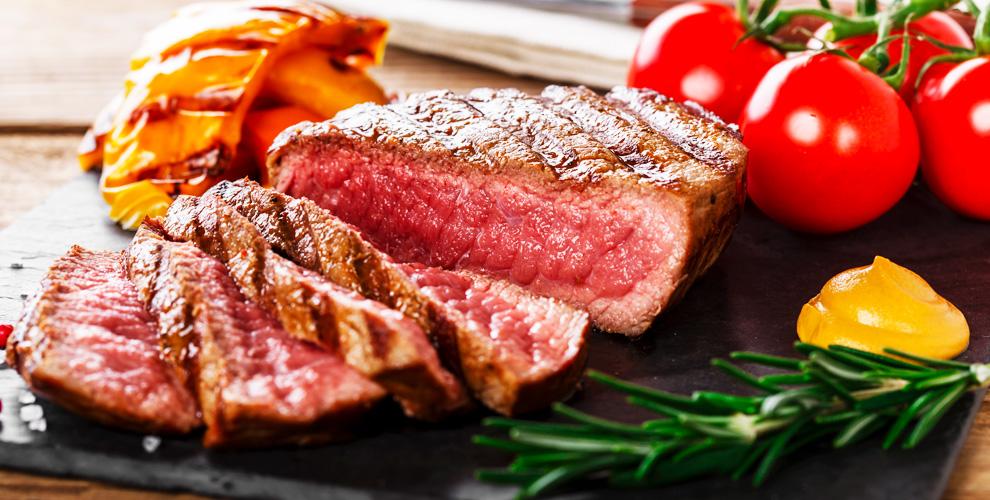 Ужин для двоих человек или компании в ресторане «АнтреСоль»