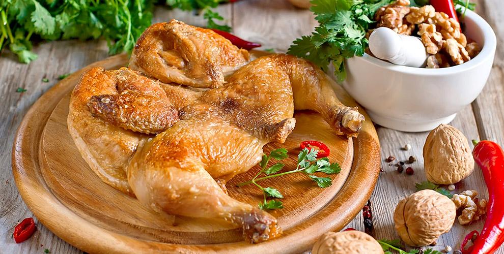 Горячие блюда на мангале, хинкали и не только в ресторане грузинской кухни «Арго»
