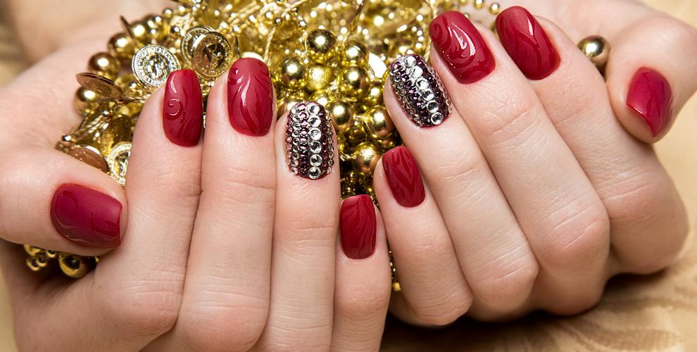 Маникюр навыбор ипокрытие ногтей гель-лакомвстудии «Мармелад»