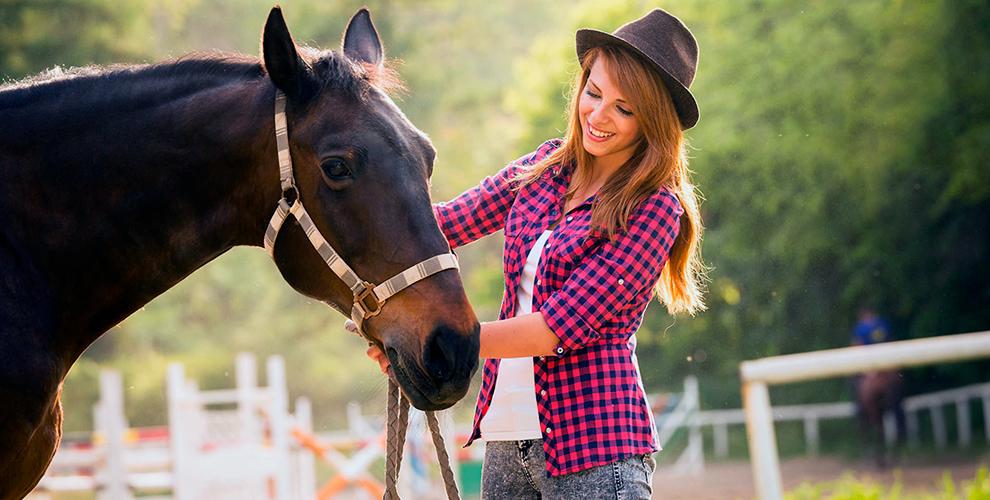 Целый день развлечений для взрослых и детей в конном парке «Русь»