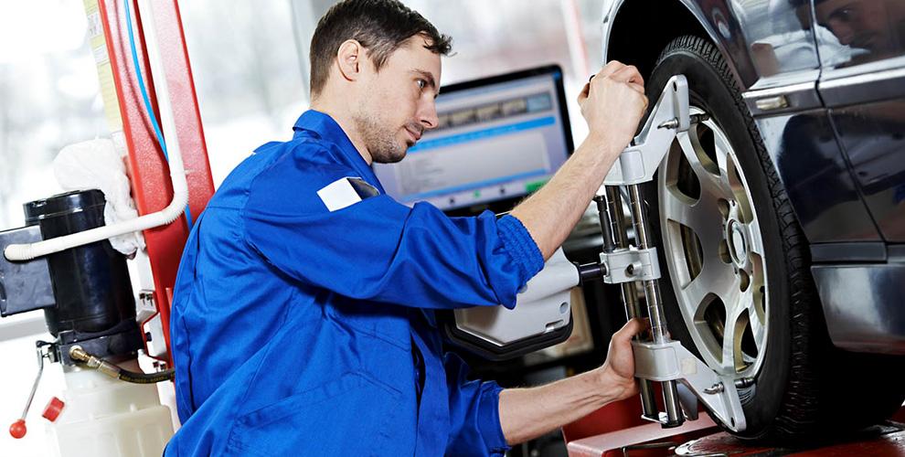 «Шиномонтаж наХарлова»: ремонт прокола, забортовка ибалансировка колёс автомобилей