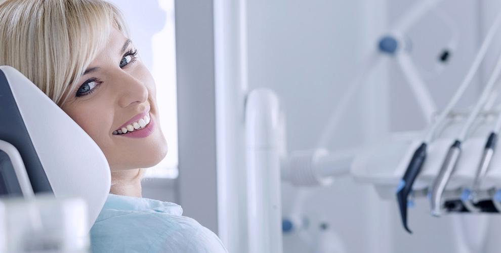 """Стоматологические услуги в медицинском центре """"Ладья"""" на ул. Свеаборгской"""