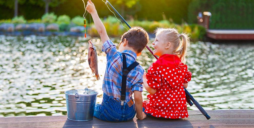Экскурсия поферме, целый день рыбалки иаренда беседки вЛПХ«ЛуКошКо»