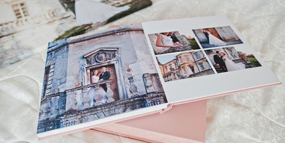 Печать фотокниг иперекидного календаря