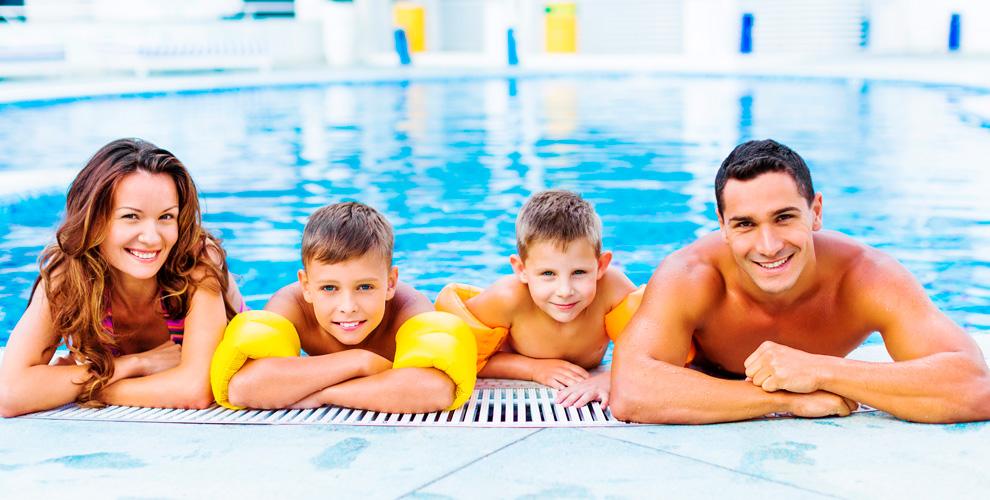 Водный развлекательный центр «Лагуна»: финская парная, бассейн, водные горки и другое