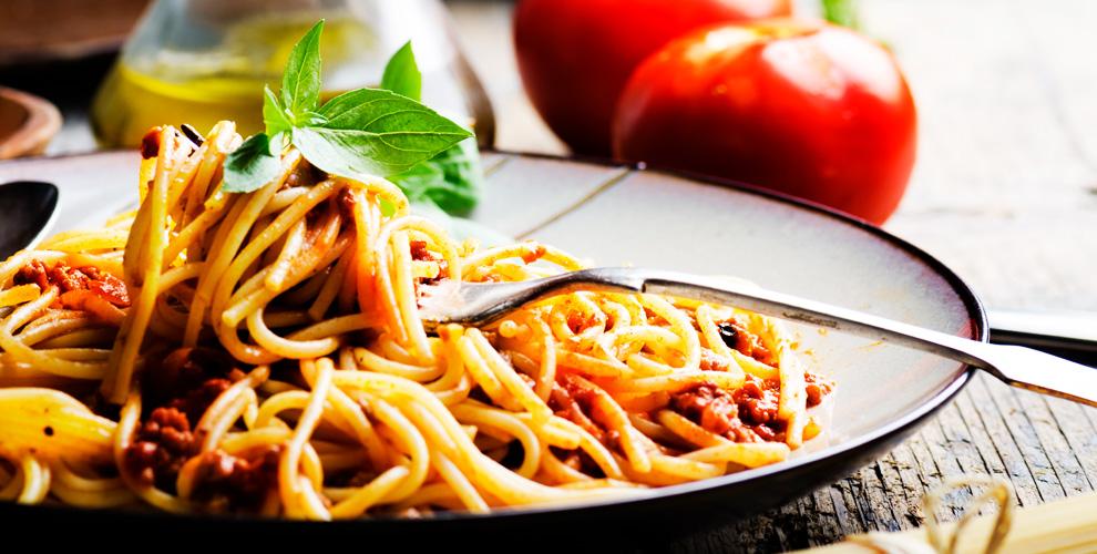 Меню кухни и напитков в сети итальянских кафе Liman
