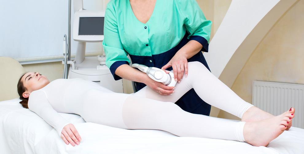 Прессотерапия, LPG -массаж иRF -лифтинг лица встудии Konffetka
