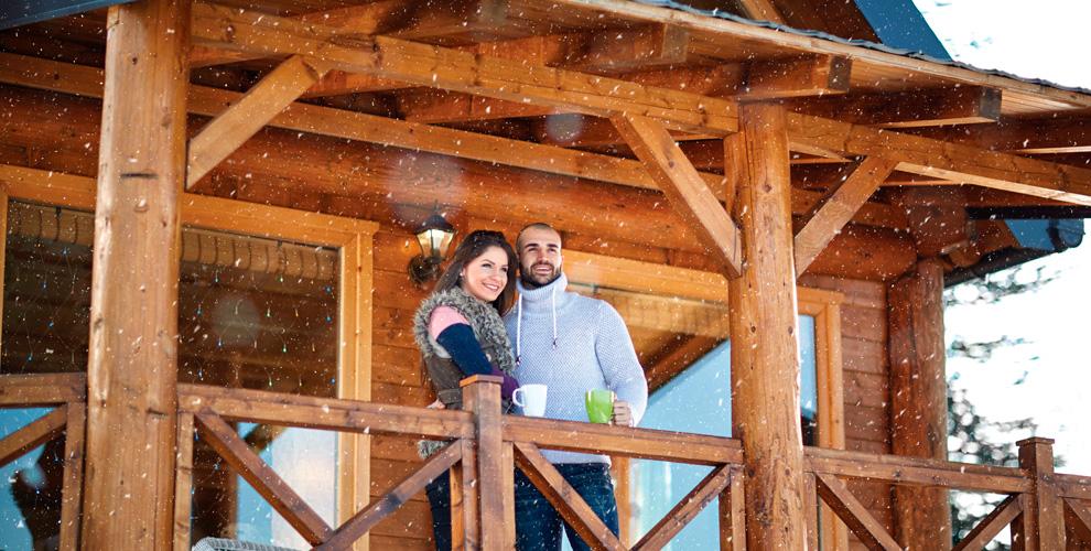 Аренда беседки, дома, лыж,сноутюбинга, посещение катка вцентре «Эдельвейс»