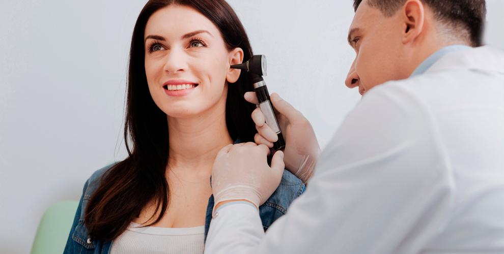 "Обследование у врача-отоларинголога, лечение синусита и не только в  клинике ""Лор Центр"""