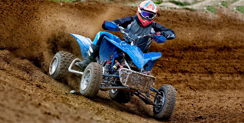 Заезды на квадроцикле, питбайке или кроссовом мотоцикле в компании Pro-kvad