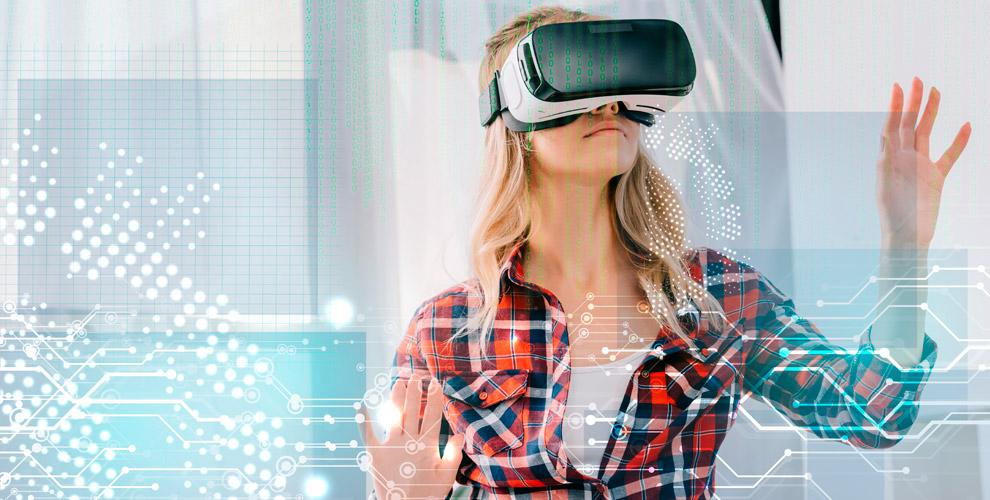 Погружение ввиртуальную реальность длядетей ивзрослых вклубе «Виарния»