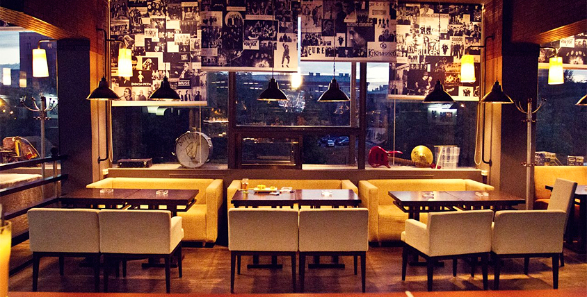 Все меню японской и европейской кухни в легендарном суши - баре Beer'n'Roll