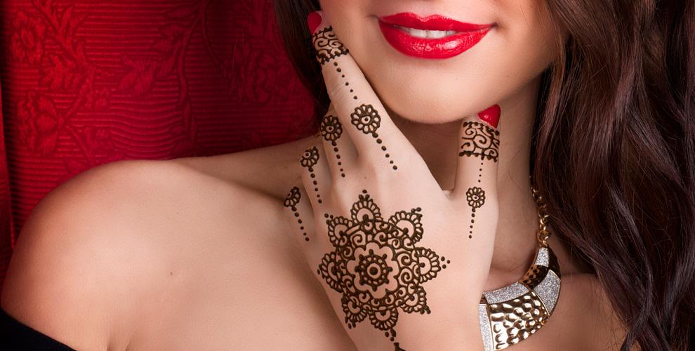 Перманентный макияж бровей и мехенди