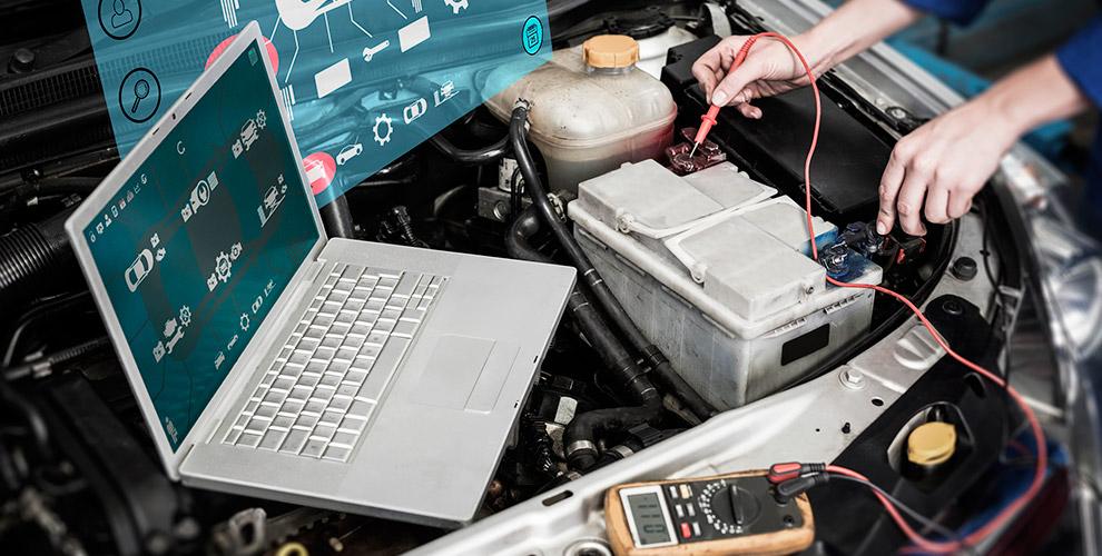 Диагностика автомобиля, ходовой части изамена масла вавтокомплексе «СамГир»