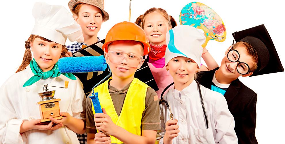 Приключение для детей в тематическом парке развлечений «ФэнтазиГрад»