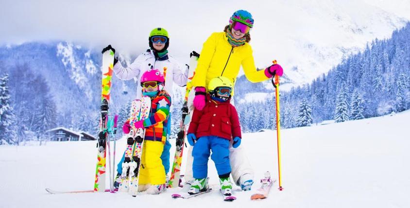 Прокат сноубордического и горнолыжного комплектов от SnowExpress