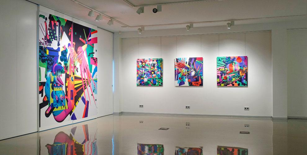 Галерея Ural Vision Gallery: билеты на выставку «Какофония Ума/Украшательство Мозга»