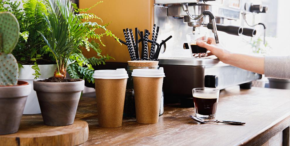 Меню ароматного кофе идругие напитки вкофейне Chiko вПодольске