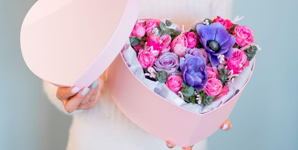 Разнообразные букеты ицветы поштучно отинтернет-магазина Saleflowers