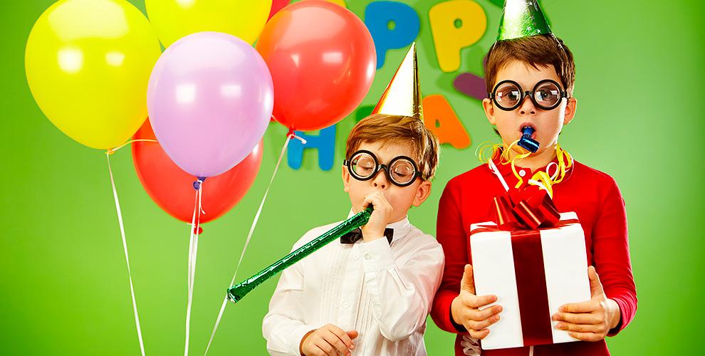 «Семейное кафе»: празднование детского Дня рождения