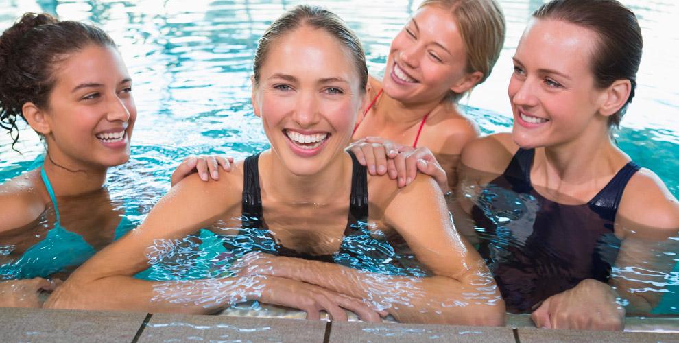 Посещение сауны, занятия фитнесом ивакуумно-роликовый массаж вкомплексе «Изумруд»