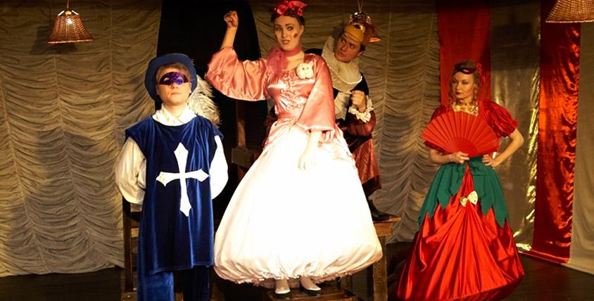 """""""Театральный особняк"""" приглашает на детские и взрослые спектакли в декабре"""