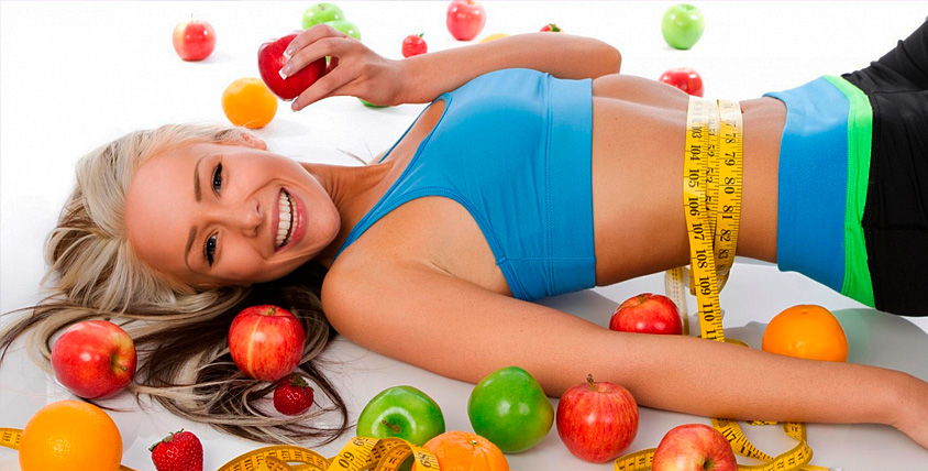 """Программа питания для быстрого и постепенного похудения от компании """"ВсеХудеем"""""""