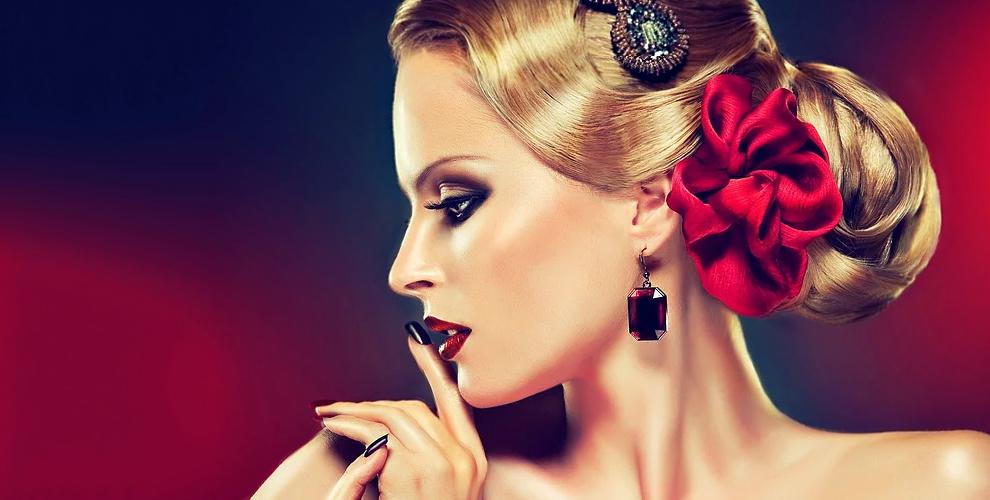 Сложное окрашивание, стрижки, оформление бровей и ногтевой сервис в салоне Liza