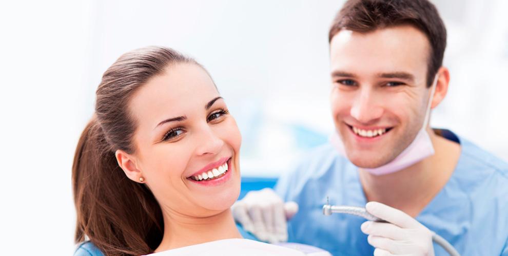 Лечение кариеса, гигиена полости рта и удаление зуба в стоматологии «Лакшми»