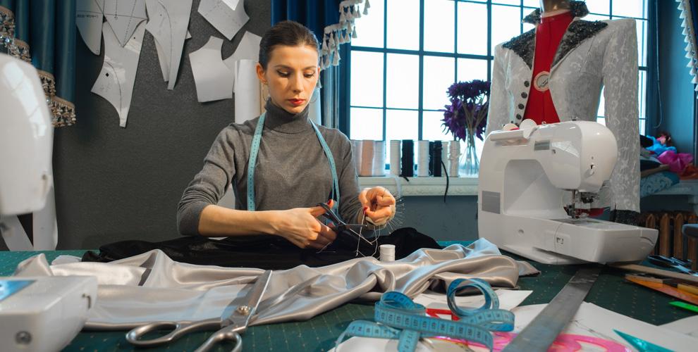 Пошив юбок, ремонт изделий, укорачивание брюк вкомпании «Ателье-Радуга»
