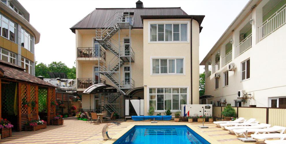 Проживание вномере навыбор, аренда сауны вотеле Grand Villa вКраснодарском крае