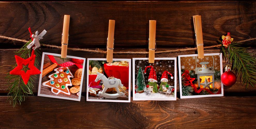 Фотоцентр наВыборной: печать фотографий иизготовление новогоднего календаря